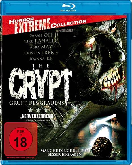 THE CRYPT (GRUFT DES GRAUENS) HORROR EXTREME - UNCUT
