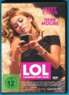 LOL - Laughing Out Loud DVD Miley Cyrus Demi Moore NEUWERTIG