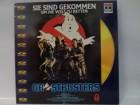 Ghostbusters PAL 102min (Laser disc)