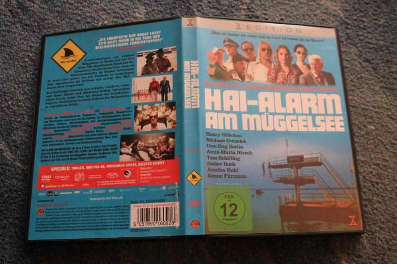 Hai Alarm am Müggelsee - Komödie Hübchen, Schilling, Fürman