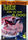 Terror from the Year 5000, NL, uncut, NEU/OVP