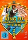 King Fu - Seine Fäuste zucken wie Blitze Shaw Brothers DVD