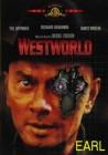 Westworld, USA,-Fassung, uncut, 8 page Booklet, NEU/OVP