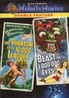 The Phantom from 10000 Leagues,Double Feature,uncut,NEU/OVP