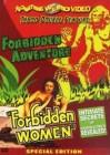 Forbbiden Women + Forbidden Adventure,USA, Sp. Ed.,NEU/OVP