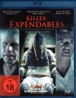 KILLER EXPENDABLES Blu-ray - spannender Mystery Thriller