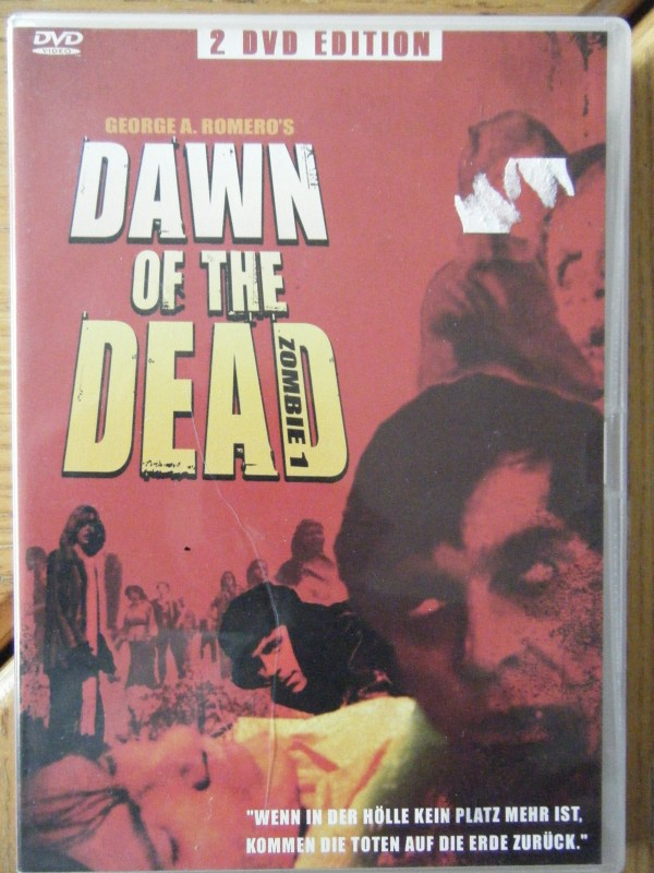 Dawn of the Dead 2-Disc Edition aka Zombie