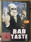 Bad Taste LASER PARADISE DVD FSK18