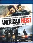AMERICAN HEIST Blu-ray - Hayden Christensen Adrien Brody