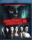 PARANORMAL EXPERIENCE Blu-ray 3D Top Mystery Horror