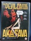 The Devil came from Akasava DVD GB IMPORT