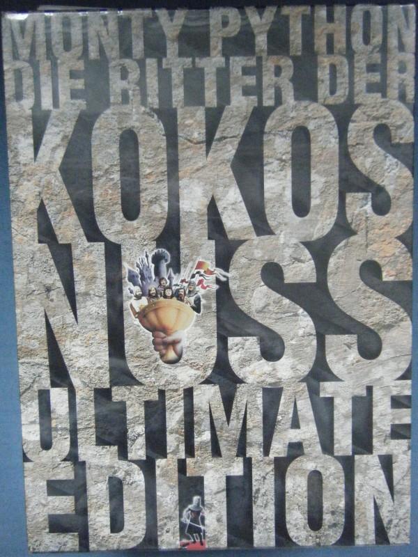 Ritter der Kokosnuss ULTIMATE EDITION NEU & OVP