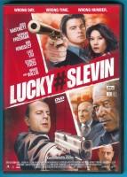 Lucky Number Slevin DVD Bruce Willis, Lucy Liu NEUWERTIG