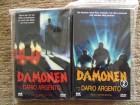 DÄMONEN - Dance of the Demons 1 +2  UNCUT grosse Hartboxen