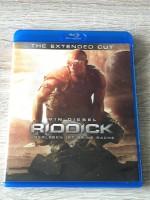 RIDDICK(ÜBERLEBEN IST SEINE RACHE)BLURAY  EXTENDED CUT