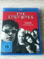 THE LOST BOYS - KIEFER SUTHERLAND - BLURAY - UNCUT