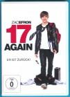 17 Again DVD Zac Efron, Matthew Perry NEUWERTIG