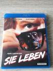 SIE LEBEN - JOHN CARPENTER - BLURAY - UNCUT