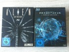 ALIEN ANTHOLOGY - 6 DISC + PROMETHEUS 3D - 3 DISC - UNCUT