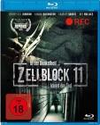 ZELLBLOCK 11 - FESSELNDER HORRORFILM - BLURAY - UNCUT