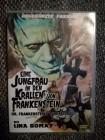 Eine Jungfrau in den Krallen von Frankenstein - Todesfluch
