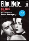 DIE KILLER Blu-ray - Burt Lancaster Film Noir Hemingway