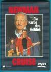 Die Farbe des Geldes DVD Paul Newman, Tom Cruise Disc NEUW.