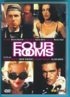 Four Rooms DVD Tim Roth, Valeria Golino, Madonna NEUWERTIG