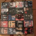 60 DVDs mit  60 Filmen und 2 Blu Rays