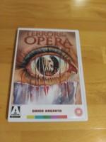 Terror in der Oper / Opera Arrow Video