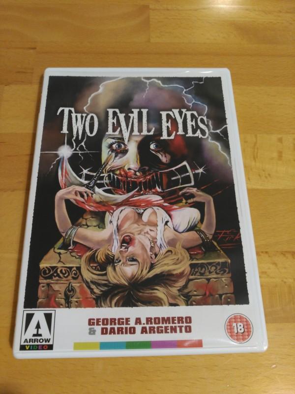 Two Evil Eyes Arrow Video