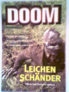 DOOM - Das Phantastikmagazin Nr. 13