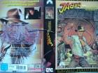 Jäger des verlorenen Schatzes ... Harrison Ford  ...  VHS !!