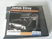 James Ellroy - Endstation Leichenschauhaus 12 CDs