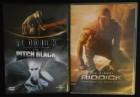 Riddick / Pitch Black - Trilogie Trilogy - 3 DVDs - TOP