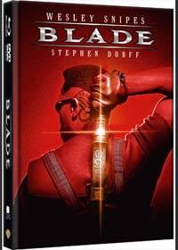 BLADE 1 (Blu-Ray+DVD) - Mediabook - Limited 1000 Edition