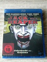 JACK THE REAPER - JAHRMARKT DES GRAUENS - BLURAY - UNCUT