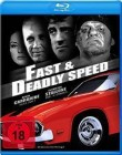 3x Fast and Deadly Speed - 4 Filme Edition - Blu-Ray
