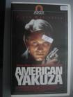 VHS -  American Yakuza - Ascot Video - Rarität