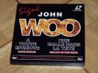 John Woo Box, 3 LDs noch eingeschweißt, 2 Poster, Heft, PAL