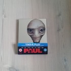 Paul - Blu-ray - Steelbook - UK Import - UNRATED/RAR!