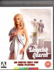 THE LICKERISH QUARTETT Blu-ray + DVD R.Metzger Import uncut