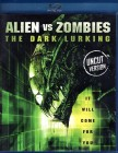 ALIEN VS. ZOMBIES The Dark Lurking - Blu-ray SciFi Horror