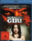 MANSON GIRL Blu-ray - Killer Thriller Drama 60er