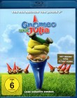 GNOMEO UND JULIA Blu-ray - Gartenzwerge Animation Hit