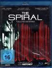 THE SPIRAL Tödliches Geh3eimnis - Blu-ray klasse Thriller