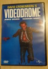 Videodrome UNCUT DVD David Cronenberg Horror