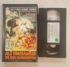 Als Dinosaurier Die Erde Beherrschten (Warner Hammer Film)