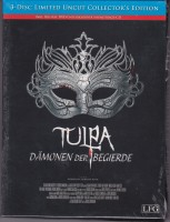 Tulpa Dämonen der Begierde - 3 Disc Edition - Digipack