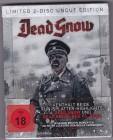 Dead Snow 1 und 2 - Blu-ray - Steelbook Limited Edition Holo